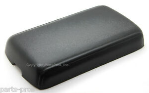 New Black Molded Console Lid Cover Cap For 1982 1992 Chevrolet Camaro