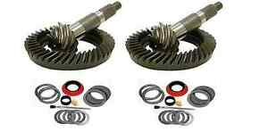 Jeep Wrangler Tj Dana 44 30 4 11 Thick Ring And Pinion Mini Install Gear Pkg
