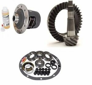 Chevy Truck Gm 12 Bolt 3 42 Motive Ring And Pinion Auburn Posi Gear Pkg