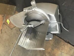Hobart 2812 Meat Cheese Slicer