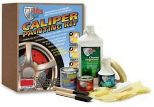 New Por 15 Caliper Painting Kit Silver