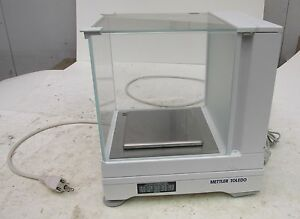 Mettler Toledo X Platform Scale Stainless Steel Bench Scale 1210g Max 40871wvs