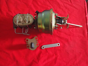 1965 1968 Ford Galaxie 8 Power Booster Master And Proportioning Valve Pv2