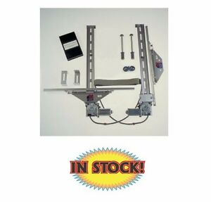 Spw Pwl 2p Universal 2 Power Window Kit W O Wiring And Switches