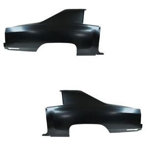 1970 72 Chevrolet Monte Carlo Oe Style Quarter Panel Pair