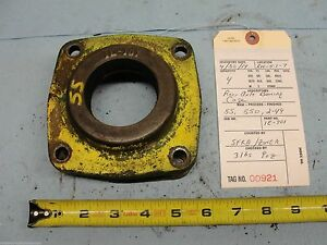 Oliver 550 2 44 Super 55 Tractor Rear Axle Bearing Cage 1e701