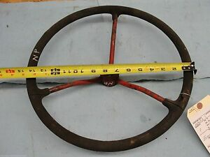 Steering Wheel 14 5 Inch Farmall International A Av B Bn C Sc 100 130 Tractor
