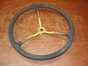 Farmall Cub Lo Boy Steering Wheel 15 Original