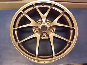 Genuine Oem Subaru Wrx Sti 18 Aluminum Wheels 2015 2016 gold Silver Black