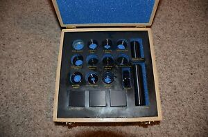Laboratory Equipment Edmund Optics C mount Component Kit