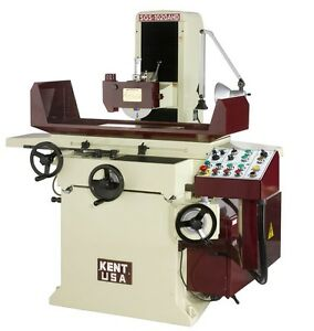 Kent Sgs 1020ahd 10x20 Automatic Surface Grinder