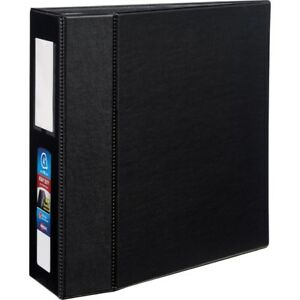 Avery Heavy Duty Binders With One Touch Ezd Rings 4 Binder Capacity Letter