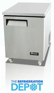 Migali C u27r Under counter work Top Refrigerator Free Shipping