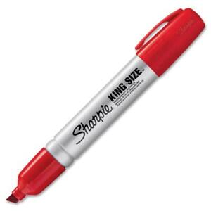 Sharpie King size Permanent Markers 15002