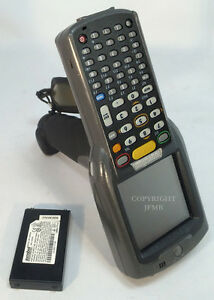 Motorola Symbol Mc3190 gl4h04e0a Wireless Mobile Computer Laser Barcode Scanner