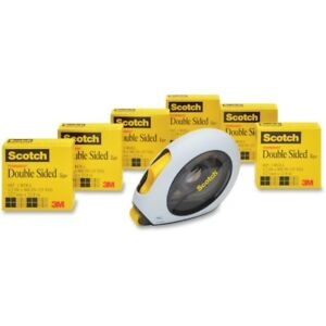 Scotch Double sided Tape 6656160
