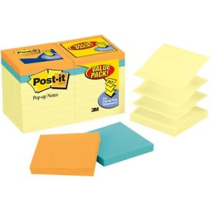 Post it reg Pop up Notes Capetown Value Pack R330 14 4b