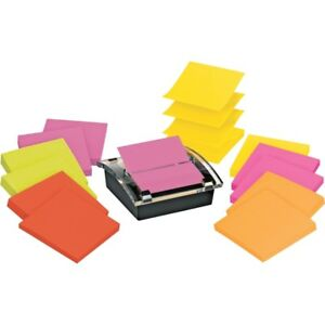 Post it reg Pop up Notes Dispenser Value Packs Ds330 ssva