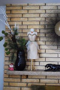 Decorative Mannequin Dress Bust Form Boudoir Fashion Shabby Chic 26