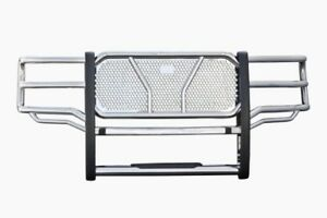 Big Country 573334 Polished Stainless Steel Grill Guard For 2009 2013 Ford F 150