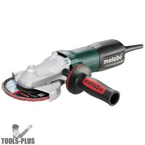 Metabo 613060420 5 8a Pro Series Flat head Angle Grinder New