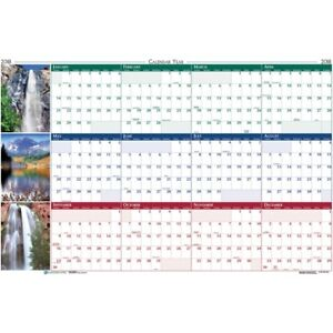 House Of Doolittle Earthscapes Laminated Wall Calendar 393
