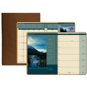 House Of Doolittle Landscapes Photo Weekly monthly Planner 528