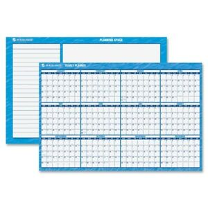 At a glance Jumbo Erasable Yearly Wall Planner Pm300 28