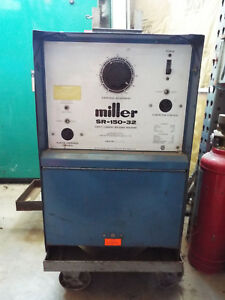 1 Used Miller Sr 150 32 Direct Current Welding Machine make Offer