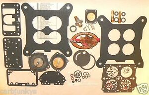 4180c Holley Carburetor Repair Kit 1983 87 Ford 4 Barrel 302 351 Ford Truck