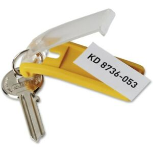 Durable Label Window Key Tags 194900