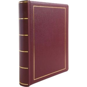 Wilson Jones reg Minute Book Letter Size 8 1 2 X 11 250 Pages Red W0396 11