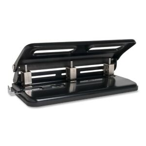 Sparco Adjustable Heavy duty 3 hole Punch 01796