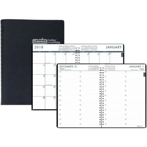 House Of Doolittle Recycled Daily monthly 24 7 Appointment Planner 289632
