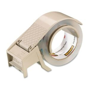Scotch Packaging Sealing Tape Hand Dispenser Mmm H 122