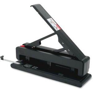 Business Source Effortless 2 3 Hole Punch 62878
