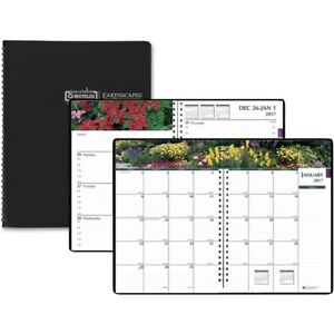 House Of Doolittle Earthscapes Gardens Weekly Monthly Planner 294632