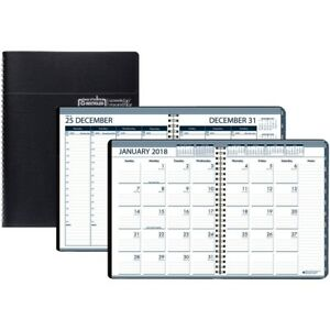 House Of Doolittle Tabbed Wirebound Weekly monthly Planner 28302