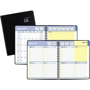 At a glance Quicknotes Academic Weekly monthly Planner Aag761105