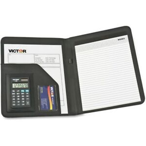 Victor Professional Pad Holders W Calculators 1135blk