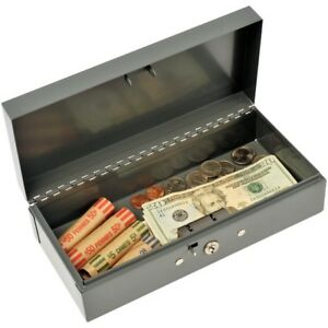 Mmf Cash Bond Box With Out Tray 2212cbgy