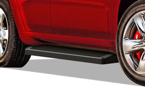 Iboard Black Running Boards Style Fit 11 19 Jeep Grand Cherokee