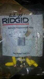 Ridgid Genuine Parts Switch Part A3198 Catalog 76785 New Old Stock