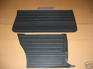 65 Chevelle Front And Rear Door Panels Set
