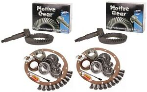 2000 2010 Ford F150 9 75 8 8 4 56 Ring And Pinion Master Kit Motive Gear Pkg