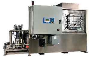 Multi Stage Ultrasonic Parts Washer