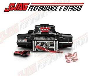 Warn Zeon 12 Platinum Series 12 000lb Recovery Winch Jeep Truck Suv