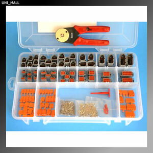 332 Pcs Deutsch Dtm Professional Connector Kit Tools made In Usa