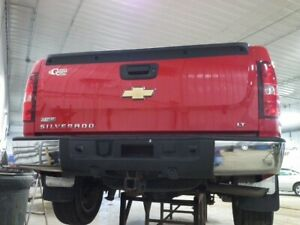 2008 Chevy Silverado 1500 Pickup Rear Bumper