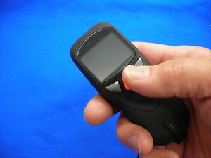 Hitech Pocket 1d Barcode Scanner W lcd For Ios android Device Apple Iphone